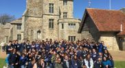 COLLEGE ASB ILE DE wight 2015 groupe 880d5