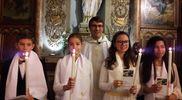 Baptêmes de collégiens à St Vincent