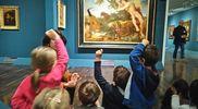 Les CP : artistes en herbe au musée!