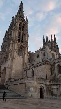 lycee madrid cathedrale de burgos e8e85