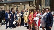 Lundi 2 juillet à 18H30 :première messe d'Axel (église St Vincent)