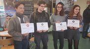 Prix « St Charles Entreprise » : 5 lycéens récompensés.
